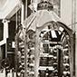 Stand dos Laboratorios Viñas na Exposição Internacional (Barcelona, 1929)