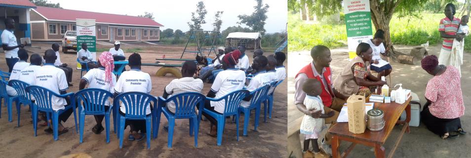 Más de 34.000 personas se benefician de las acciones del Fondo de Emergencias de Farmamundi, con el que Laboratorios Viñas colabora activamente