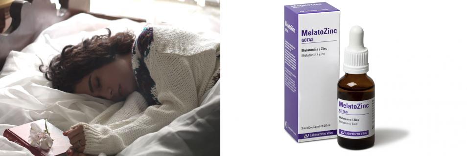 MelatoZinc, ahora en gotas. Un nuevo formato para dormir más y vivir mejor