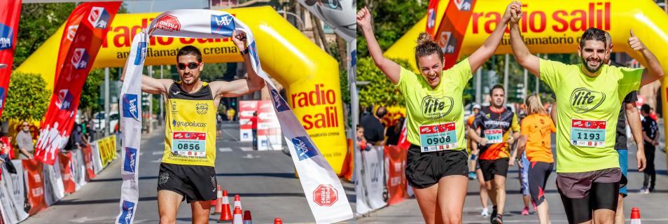 """Sportsalil y Radio Salil con las carreras """"Ponle Freno"""", una iniciativa solidaria de apoyo a las víctimas  de accidentes de tráfico"""