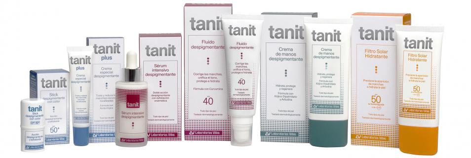 Tanit gana el Premio Cosmética y Farmacia a la Mejor Acción de Apoyo al Farmacéutico