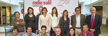 RADIO SALIL and the CAR collaborate in various research projects on health and sport.