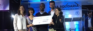Fundación EMALAIKAT's work in Malawi boosted thanks to special aid from Laboratorios Viñas