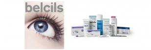 Belcils, cuida y embellece tus ojos sensibles
