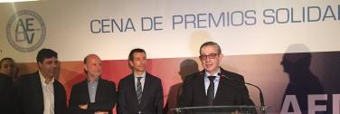 Gran éxito del primer premio de Dermatología Solidaria