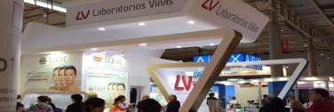 Laboratorios Viñas presents its new products at Infarma 2015
