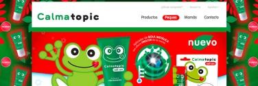 Calmatopic presenta su nueva web