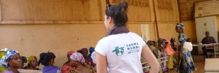 Healthcare for refugee families from Syria, Ecuador and Haiti focus the attention of Laboratorios Viñas and Farmamundi in 2016