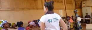 La atención sanitaria a familias refugiadas sirias, Ecuador y Haití centran la actuación de Laboratorios Viñas y Farmamundi en 2016