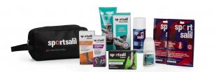 Para cuidarte antes, durante y después del ejercicio, equipa tu neceser con Sportsalil