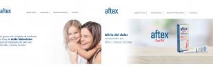 Aftex lanza su nueva web: toda la información que necesitas para tratar las aftas