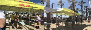 Las gamas Radio Salil y Sportsalil de Laboratorios Viñas apoyan la Santander Triathlon Series con su patrocinio