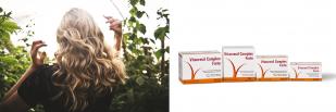 Fórmula tricogénica reforzada de Vitacrecil Complex Forte para la caída estacional del cabello