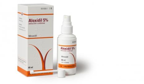 Aloxidil 50 mg/ml