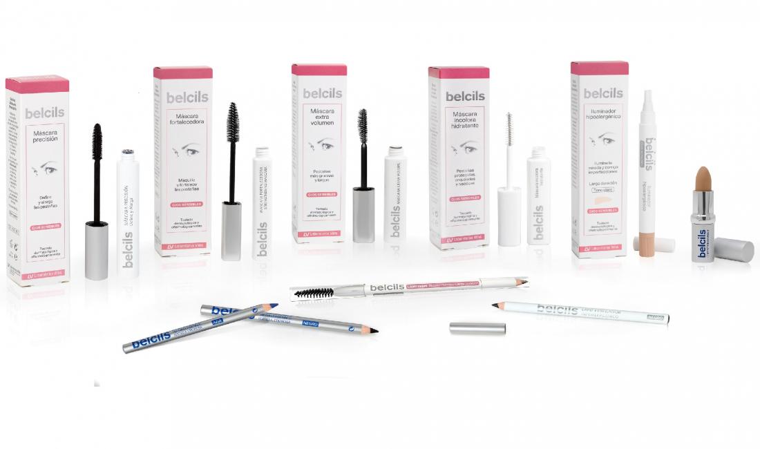 Belcils Maquillaje de Tratamiento y Alta Tolerancia