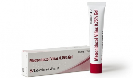 Metronidazol Viñas