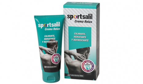 Sportsalil Crema Relax