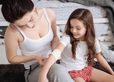 ¿Cómo actuar frente a las heridas más frecuentes?