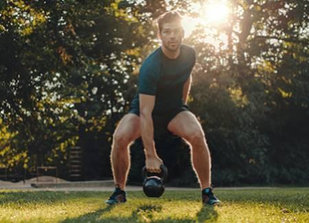 Las lesiones musculares, muy comunes en el deporte