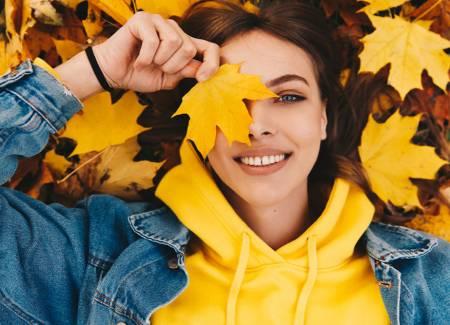 Cuidados de los ojos en otoño