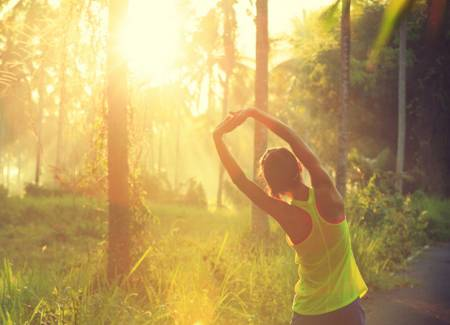5 técnicas de ejercicio para aliviar el dolor muscular