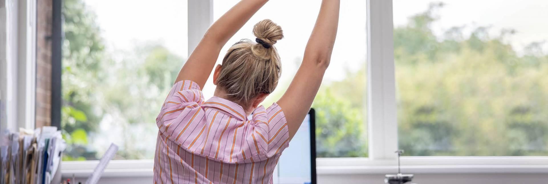 5 consejos para combatir el sedentarismo en el teletrabajo
