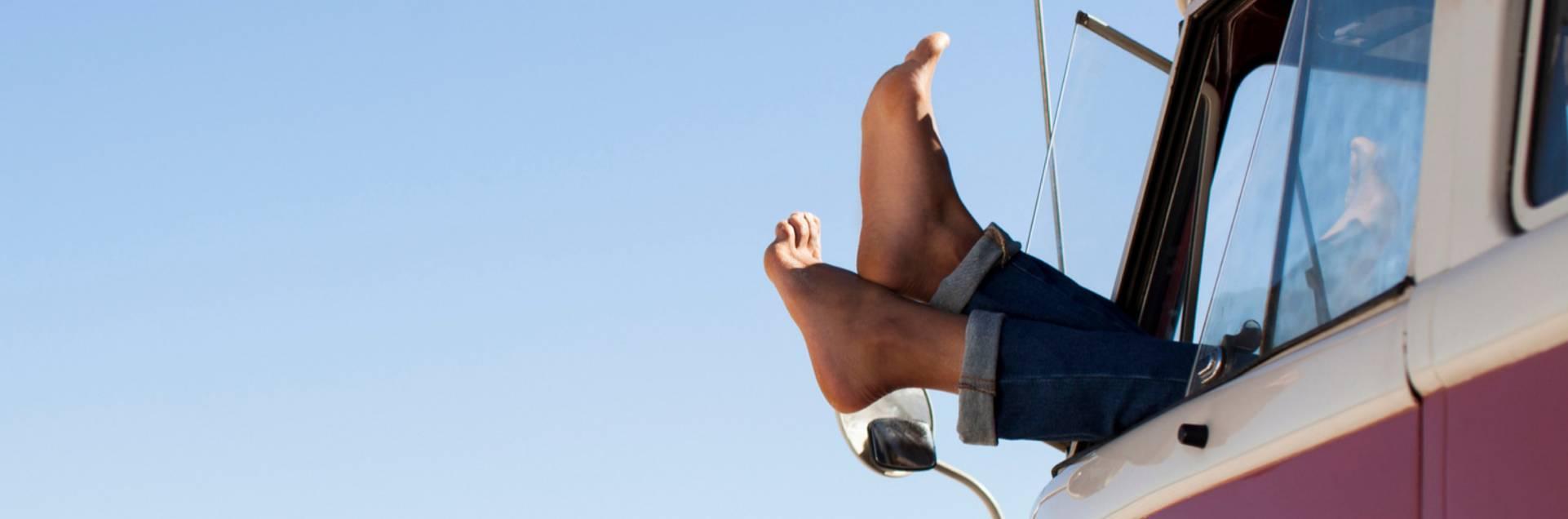 5 consejos para combatir el mal olor de pies